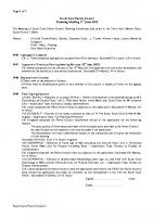 Planning Committee Meeting 03.06.2013