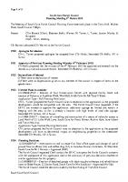 Planning Committee Meeting 04.03.2013