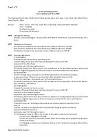 Planning Committee Meeting 05.06.17