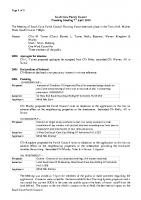 Planning Committee Meeting 07.04.2014