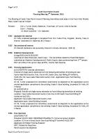 Planning Committee Meeting 07.11.2016