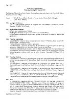 Planning Committee Meeting 12.08.2013