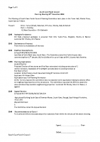 Planning Committee Meeting 28.11.2016