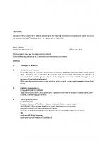 Agenda – Planning Committee – 06.02.17