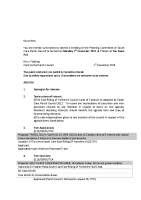 Agenda – Planning Committee -07.12.2015