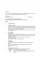 Agenda – Planning Committee – 09.05.2016