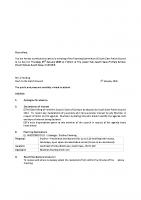 Agenda – Planning Committee – 15.01.2015