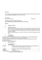 Agenda – Planning Committee – 17.08.2015