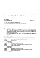 Agenda – Planning Committee – 02.03.2015