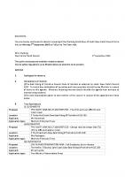 Agenda – Planning Committee – 07.09.2015