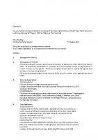 Agenda – Planning Committee – 14.08.2017
