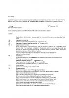 Agenda – Full Council – 16.11.2015.1