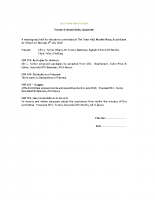 Finance & General Policy Minutes 08.07.2019