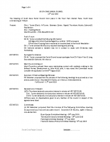 Full Council Minutes 15.07.2019