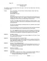 Full Council Minutes 18.03.2019
