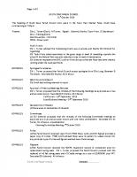 Full Council Minutes 21.10.2019