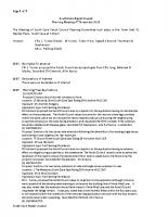 Planning Committee Meeting 04.11.019