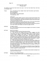 Full Council Minutes 20.01.2020