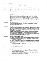 Full Council Minutes 21.09.2020