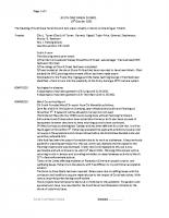 Full Council Minutes 19.10.2020