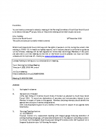 Plannig Committee Meeting 04.01.2021