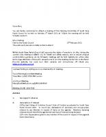 Planning Committee Meetig 01.03.2021