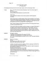 Full Council Minutes 15 02 2021