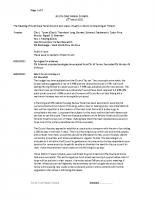 Full Council Minutes 15.03.2021