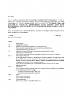 Full Council Meeting 21.06.2021