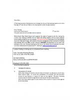 Informal Planning meeting 12.07.21