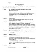 Full Council Minutes 19 07 21